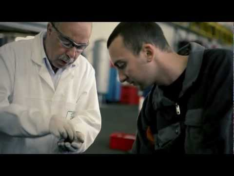Method for recycling batteries: Portrait Farouk Tedjar and Jean-Claude Foudraz (France)