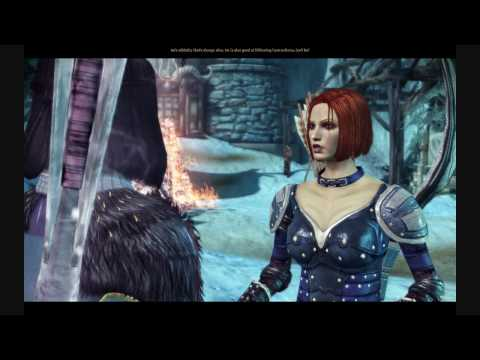 Leliana asks about Alistair's