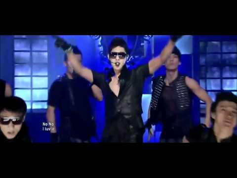 110609 [live] [hd] Kim Hyun Joong [ss501] - Break Down Comeback Stage video