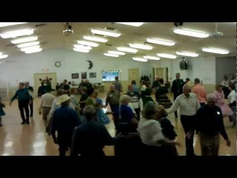 New Square Dance at Golden Vista Resort in Apache Junction, Arizona with Tom Roper