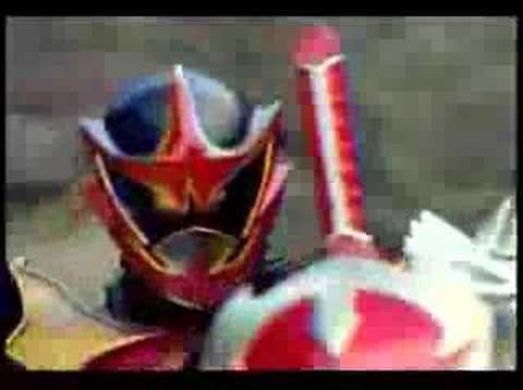 Power Rangers- Mystic Force The Return Promo