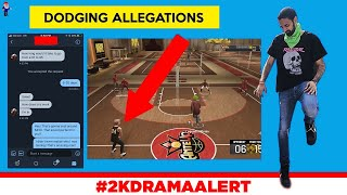 THE ALLEGATIONS MADE AGAINST THESE 2K PLAYERS ARE NOTHING TO JOKE ABOUT...