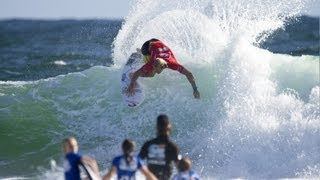 Owen Wright — Quiksilver Pro Gold Coast