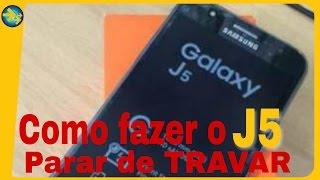 Acelere ao EXTREMO seu celular J5,e faça ele PARAR de TRAVAR, Android travar nunca mais.