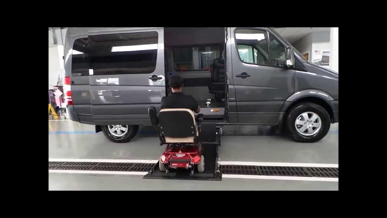 Ilderton Conversion Co Mercedes Sprinter Uvl Upfit Youtube