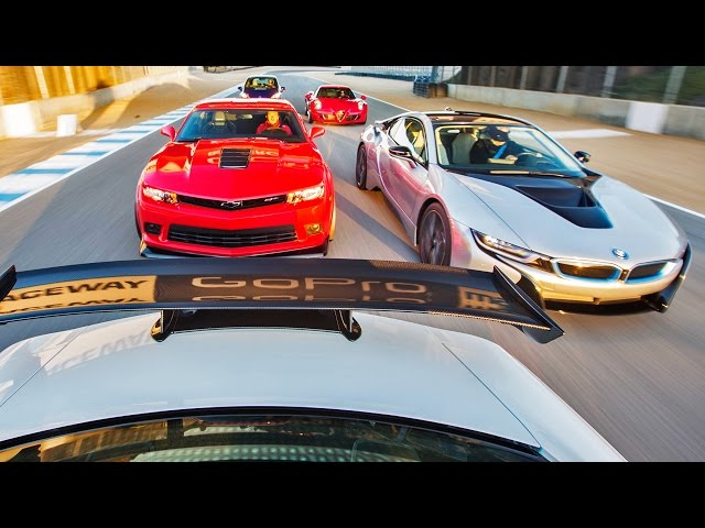 Motor Trend's 2014 Best Driver's Car Week! - Starting September 22nd