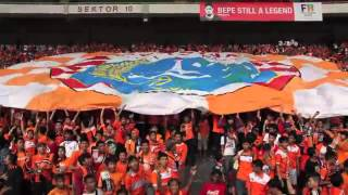 "Lagu Persija Jakarta - ""Syalalala lalala lala"""