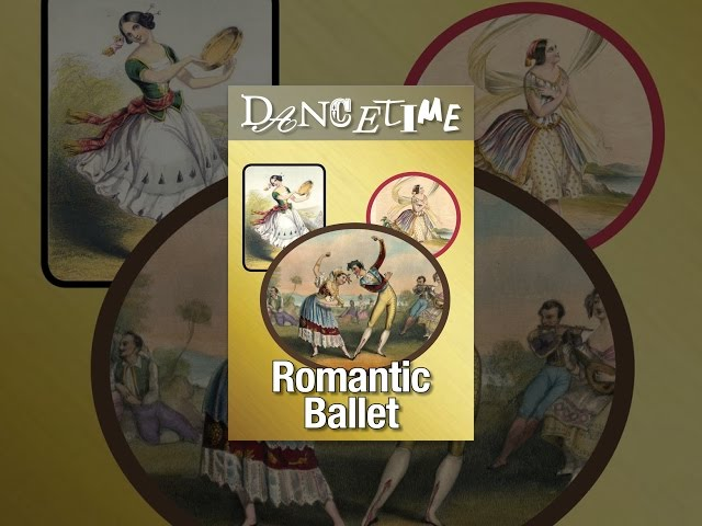 Sensuality & Nationalism in Romantic Ballet