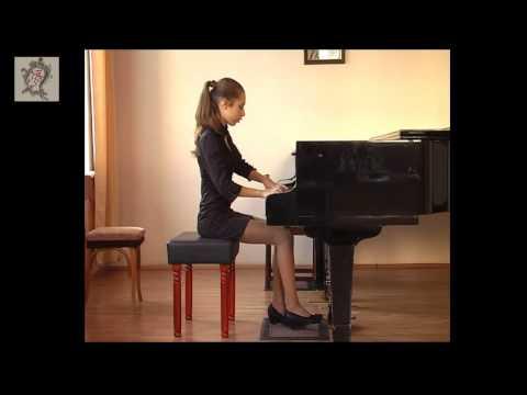 К. Черни - Песня без слов