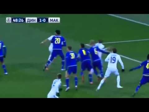 Динамо Киев 1:0 Маккаби Тель-Авив