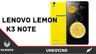 Comprare Lenovo K3 Note