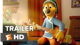 Rock Dog Official Trailer 1 (2017) - Luke Wilson Movie
