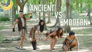 Ancient VS Modern