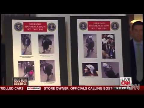 FBI releases photos and video of Boston Marathon bombing suspects