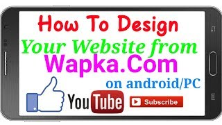 Wapka.mobi all design codes