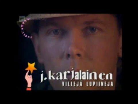 J Karjalainen - Villeja Lupiineja