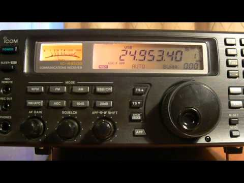24953.40khz,Ham Radio,VP8LP(Stanley,Falkland Islands) 15-12UTC.