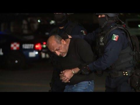 """Gobierno mexicano festeja captura de """"La Tuta"""""""