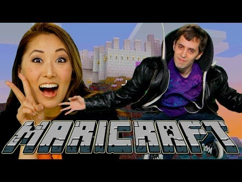 Peace Returns To Minecraft (maricraft) video