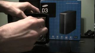 How to open up/dismantle a Samsung D3 Station