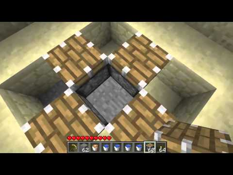 Cobblestone Factory -- Minecraft Advanced Cobblestone Generator -- 99.9% Collection Ratio Music Videos