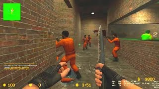 Using Bhopping to your advantage in Counter Strike Community Servers