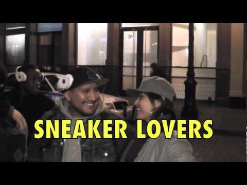 SNEAKER FIENDS UNITE! - GALAXY QUEST pt.1 Music Videos