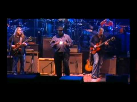 Leavin Trunk - Taj Mahal with Allman Brothers Band