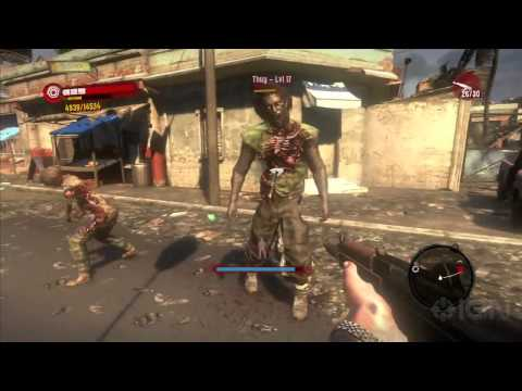 Dead Island - E3 2011: Last Chance on the Wall 2