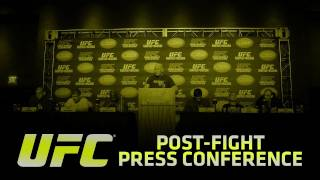UFC® 143 DIAZ vs CONDIT Post-Event Press Conference