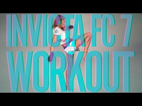 Invicta FC 7: Open Workouts