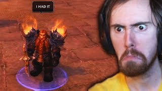 Asmongold Exposes CHEATERS In a NEW Mount Off!!