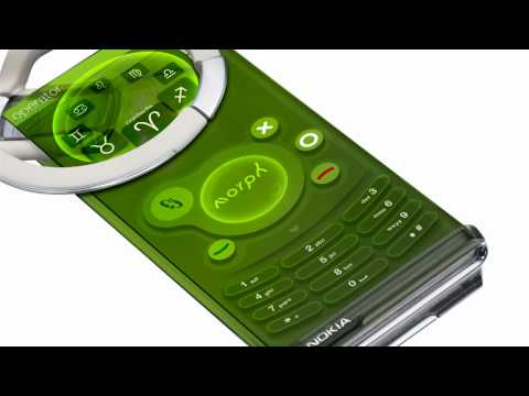 Nokia Morph commercial