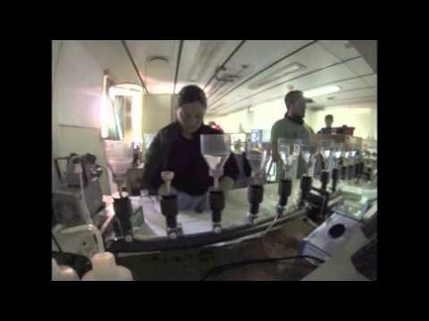 Antarctica Expedition: Filtering phytoplankton