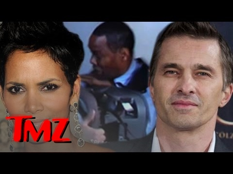 Halle Berry's Husband Olivier Martinez Battery Suspect After LAX Melee
