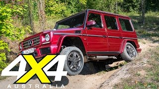 2016 Mercedes Benz G-Wagen | Road Test | 4X4 Australia