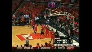 #1 Wake Forest @ #3 Illinois 12-4-04 (Full Game)