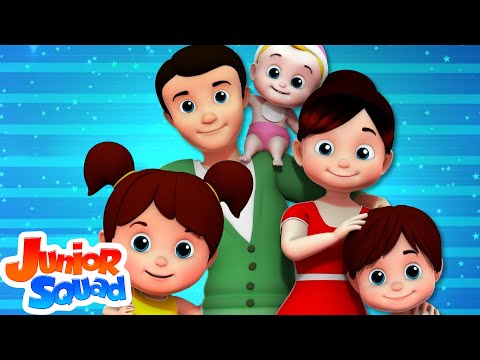 Finger Family | Nursery Rhymes Songs For Kids | Baby Rhyme | Children Song