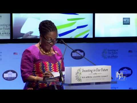 Educating a girl is educating the entire family , Lordina Mahama Ghana's first lady
