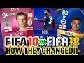FIFA 10-18 - ENGLAND WORLD CUP SQUAD, HOW THEY CHANGED IN FUT! #2 MP3