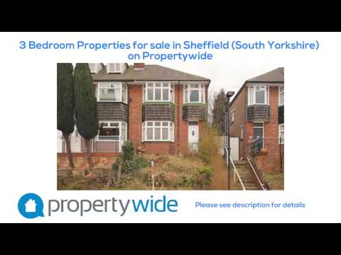3 Bedroom Properties for sale in Sheffield (South Yorkshire) on Propertywide