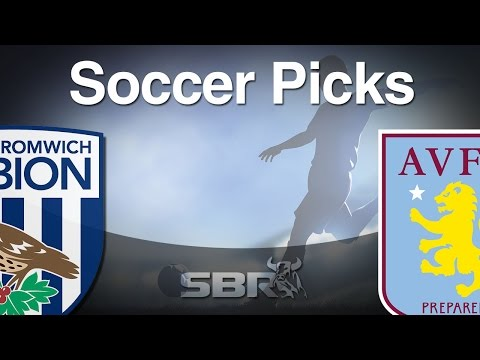 Top Premier League Soccer Picks: West Brom vs Aston Villa