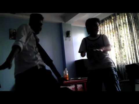 Psy-gangam Style Hardcore Nepali video