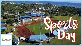 SAMOA SPORTS DAY | CHAMP OF CHAMPS | APIA PARK | SAMOAN VLOG | Episode 55