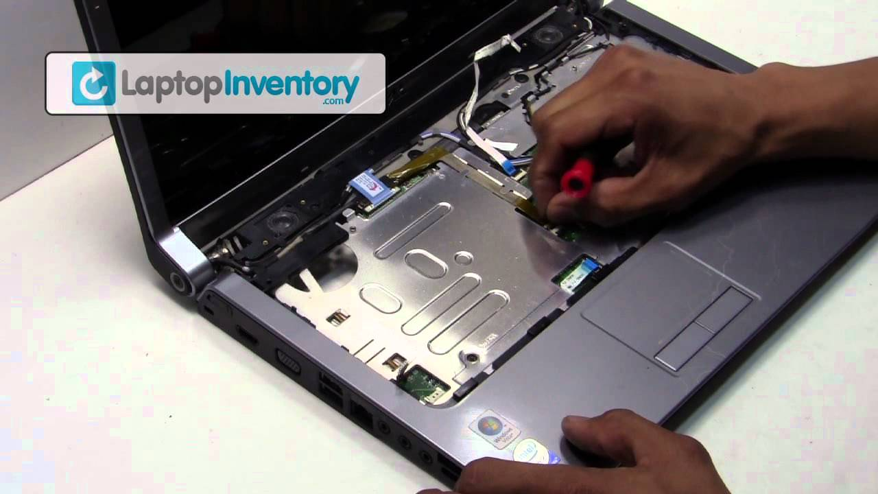 Dell Studio Laptop Repair Fix Disassembly Tutorial