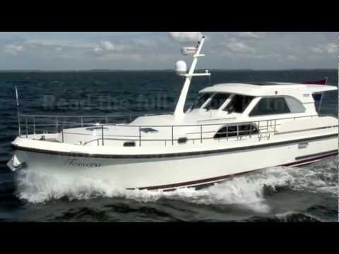 Linssen Range Cruiser 450 Sedan Variotop from Motor Boat & Yachting