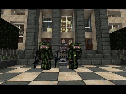 Minecraft GunZ Server -=1.7.4=- (Cracked/Premium)