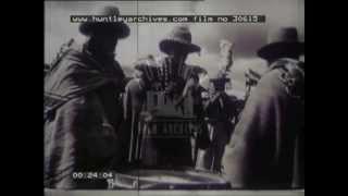 Bolivia, South America in the 1950's  - Film 30615