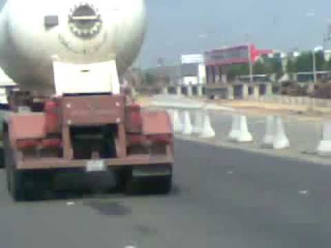 Go To Over Speed Gasco Tanker Today 06.01.2013 Makkah Madinah Highway.mp4 video