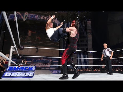 Dean Ambrose vs. Demon Kane: SmackDown, July 18, 2014